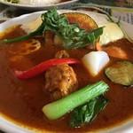 小林カレー - 野菜カレー