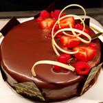 ソマーハウス - デリスショコラ@濃厚なチョコレートレイヤーケーキ