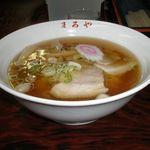 老麺 まるや - 喜多方ラーメン 650円