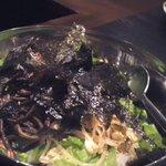 登龍門 - ビビンバ。具沢山で美味しかったです。