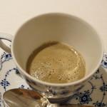 チウネ - 料理写真:郡上和良川の鮎のスープ