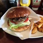 BurgerCafe honohono - ハンバーガー