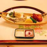 かき船 かなわ - 牡蠣天vs牡蠣フライ