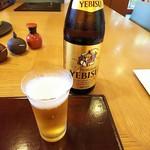 71433999 - エビス中瓶ビール