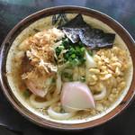 つたや食堂 - 料理写真:うどん330円