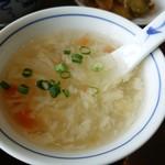 陳麻婆豆腐 - とろみスープ