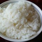 陳麻婆豆腐 - ご飯 お代わりも出来ますよ
