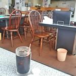 レストランかねひろ - アイスコーヒー 100円+税