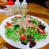 マローネ ストラーダ - 料理写真:生ハムのサラダ