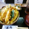 天ぷ羅 重天 - 料理写真:上天丼セット