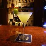 The bar 佐藤 - マスカットのカクテル(マティーニ風)