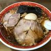 すうぷ屋 - 料理写真:えび油入り中華そば  L  味玉トッピング