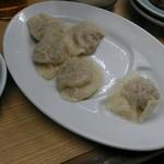 餃子館 - 料理写真:セロリ