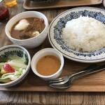 Gallery Cafe & Curry 紅屋 - スタミナカレー