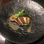 Trattoria Azzurri - 本日の魚料理