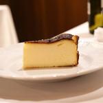 リストランテ ハナタニ - ☆デザート チーズケーキ