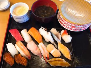 すしえもん 漁火通り店 - スペシャル寿司セット  999円+税