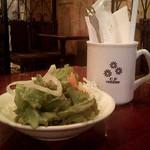 カフェ・ド BGM - 先出し サラダ