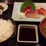 さかな料理 たから - 刺身定食