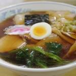 あずま食堂 - 料理写真:チャーシューメン
