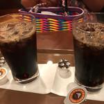 サンマルク・カフェ - アイスコーヒー