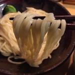 71448652 - つけ麺(700円)麺リフト