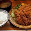 かつ平 - 料理写真:ロースかつライス 1,150円