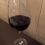 銀座でワイン。 -