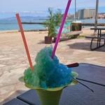 Barefoot Beach Cafe - かき氷