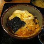 味司 野村 - 孫膳(玉子とじカツ丼)