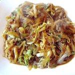 紫福庵 - 「日替わり満腹《寿》昼菜」日替わり料理