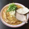 麺屋 京介 - 料理写真:ラーメン醤油 大盛
