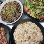 とみきち - 料理写真:料理