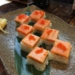 海の神山の神 - ますの寿司
