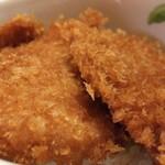 くいどころ 里味 - 料理写真:ミニたれカツ丼