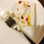 インゴ ビンゴ - デザートのアイスケーキ