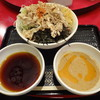 壬生 - 料理写真:ごまダレ豚しゃぶそば