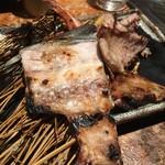 ろばた 翔 - おすすめ鮮魚の一本焼き