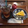 パカラ堂 - 料理写真:アイスティー&レモンタルト