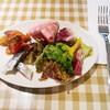 ピッツェリア ダ ナギーノ - 料理写真:ランチの前菜3種