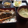 ニジマスの釣り堀 民宿鱒池 - 料理写真: