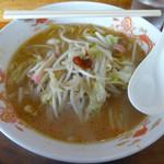 こうちゃんカレー味よし - 料理写真:「みそちゃんぽん」630円