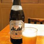 鳥光 - ビールはアサヒぃ!(・ω・)