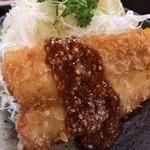あづみ野 勝味庵 - いわし定食(松)(\1,650) フライ