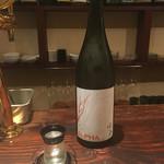 さくらSAKE - ALPHA 風の森 type1 α11(奈良・油長酒造)
