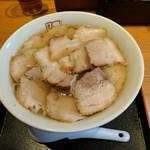 喜多方ラーメン 坂内 - 料理写真:【2017/8】焼豚ラーメン