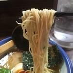71456332 - 塩らーめん 麺