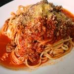 Spaghetti, Meat Sauce