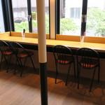 ナイス トゥー ミート ユー コダマ - クリーンなカフェ的空間の2F1