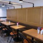 ナイス トゥー ミート ユー コダマ - クリーンなカフェ的空間の2F3